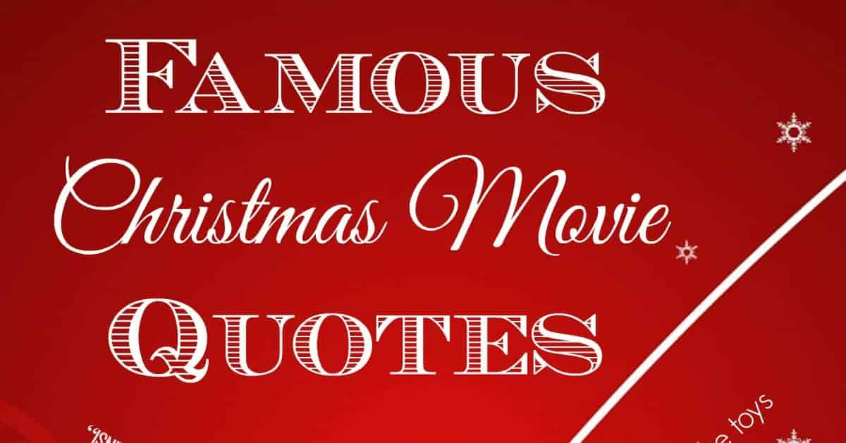 Most Famous Christmas Vacation Quotes
