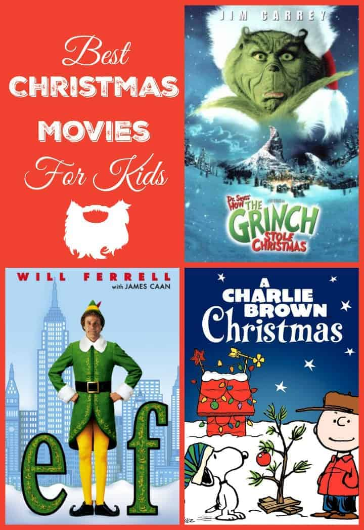 Kick back after a long day of decking the halls by snuggling up on the couch with a few of these best Christmas movies for kids that you'll love too!
