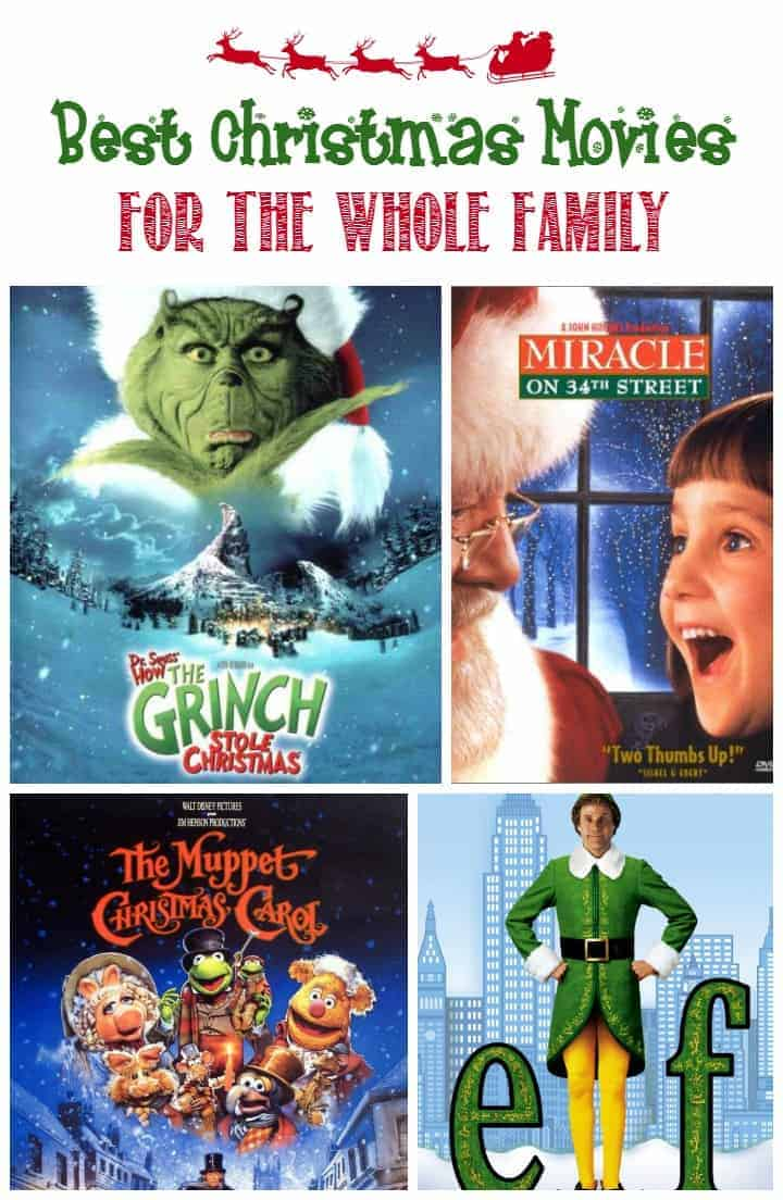 take a break from the holiday bustle and snuggle up on the couch with some hot when compiling a list of the best christmas movies for the whole family - Best Christmas Family Movies