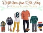 Getting ready to take your holiday photo? Check out our favorite family photo shoot outfit ideas, plus get tips from a pro on snapping a perfect shot!
