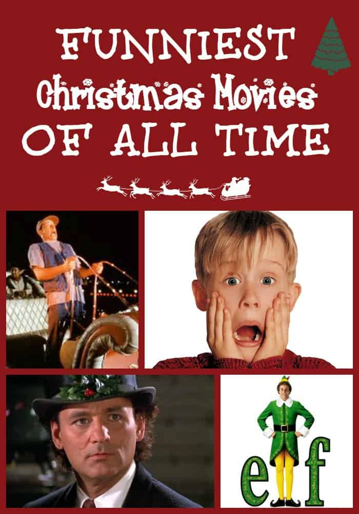 Spend the night laughing out loud with your family watching one of these funniest Christmas movies of all time! Check them out now!