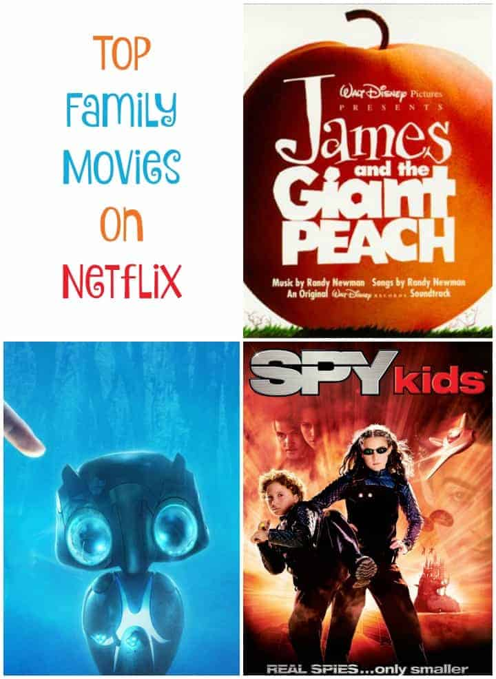 Kids Movies Thanksgiving Netflix