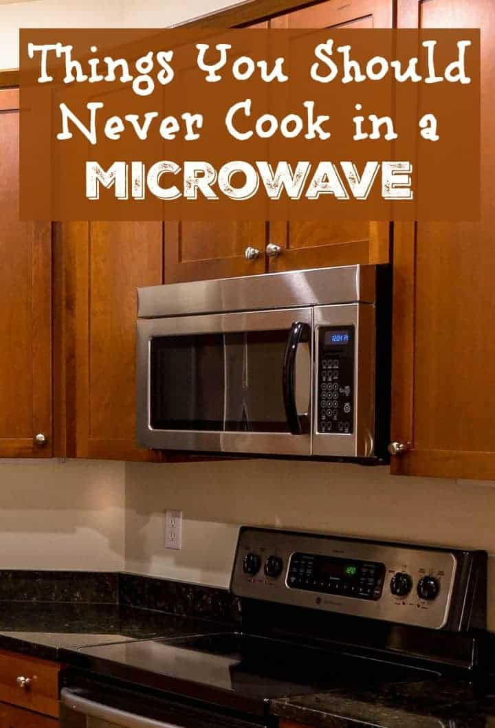 Things you should never cook in the microwave - Things never put microwave ...