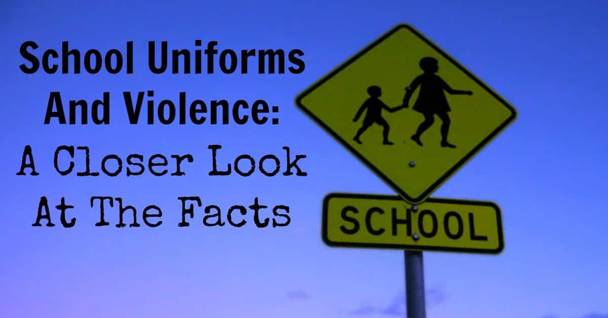 uniforms and violence in schools Donohue (1996) states in response to growing levels of violence in schools, teachers, parents, and school officials have come to see school uniform.