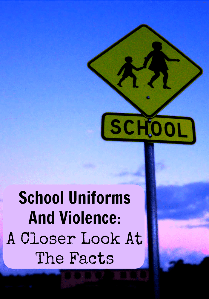 School uniforms are a hot button item with parents, but do they really reduce violence in schools? Check out as we explore further into the stats.