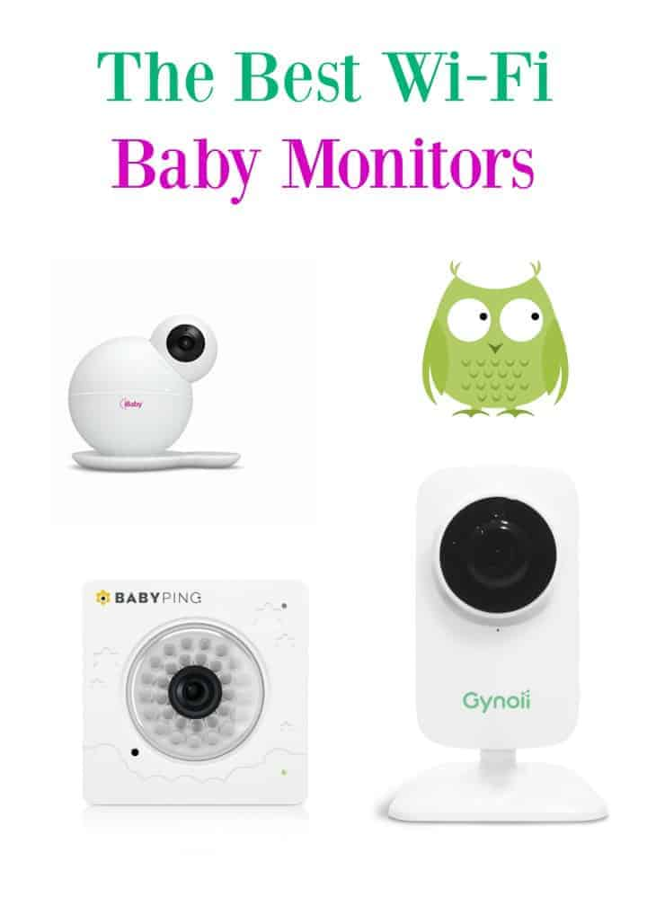 Wi-Fi Baby monitors are perfect for parents who want to check on their babies through their smart phones or tablets. Check out a few of our favorites!