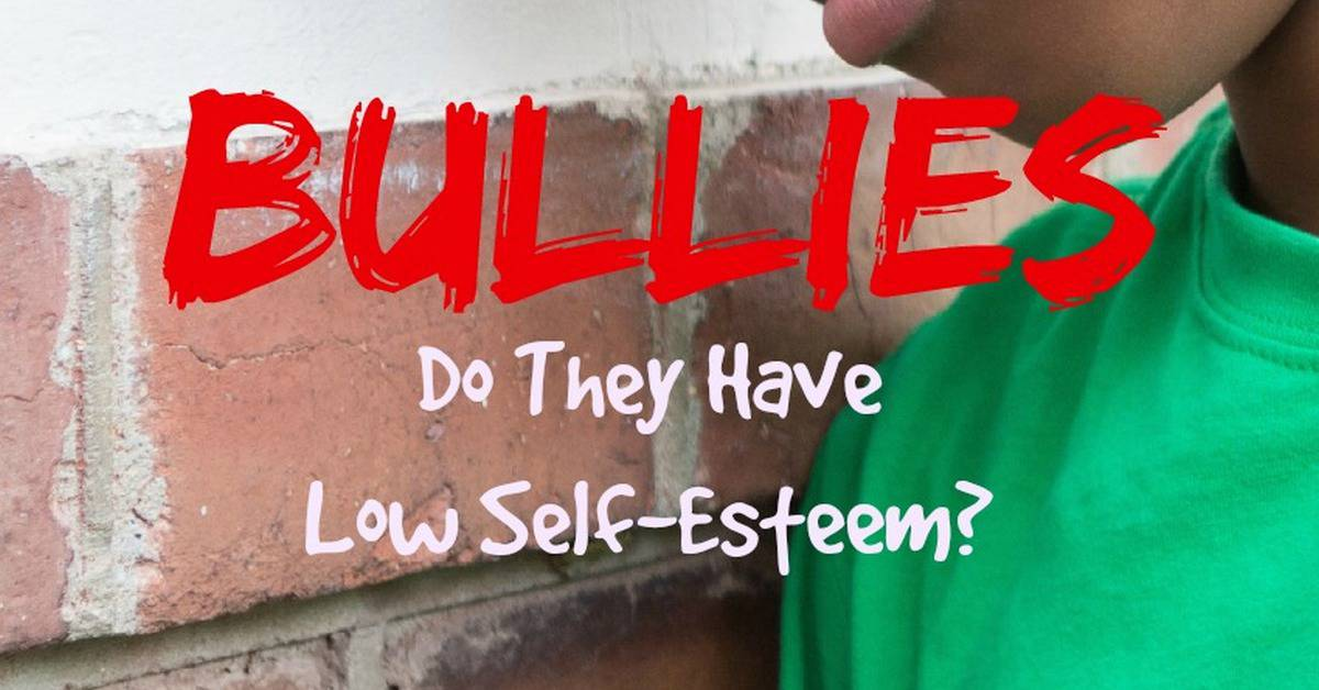 bullying and self esteem 2 ngày trước provocative new study finds bullies have highest self esteem, social status, lowest rates of depression a just-published canadian study has added heft to a new theory about bullying — that the behaviour actually.