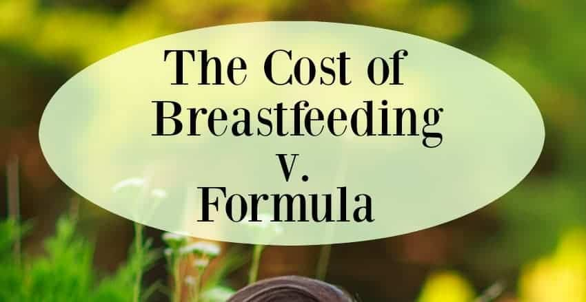 Is Breastfeeding Really Much More Cost Effective Than
