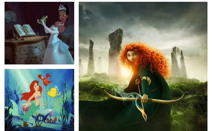 Show that real fairy tale magic comes from within when you watch these good family movies about princesses with a strong positive message!