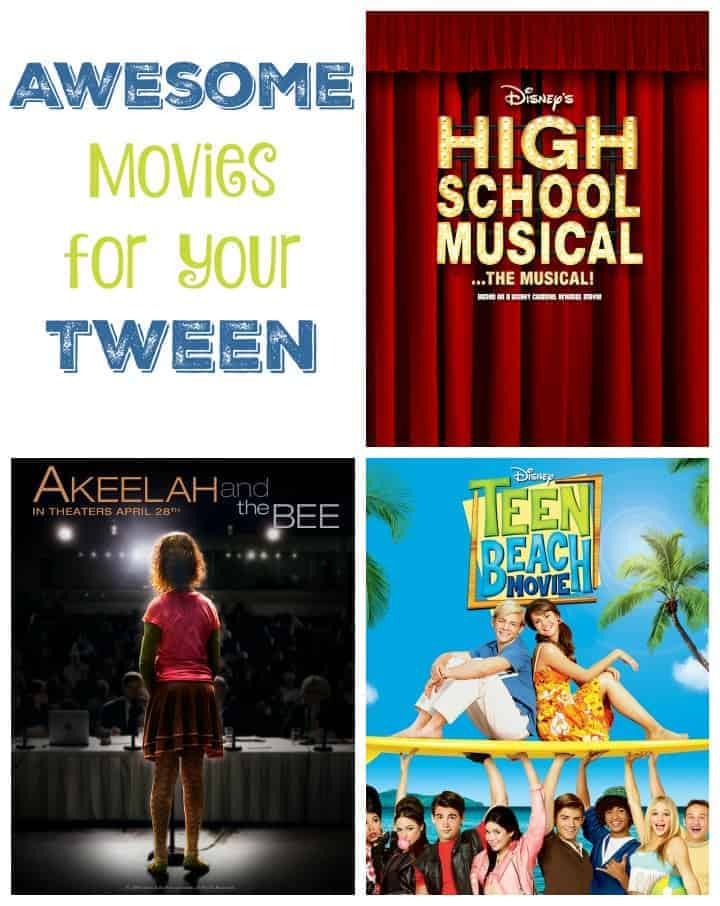 Is it your middle-grader's turn to pick out the movie night flick? Recommend one of these good family movies for tweens and you'll all have a blast!