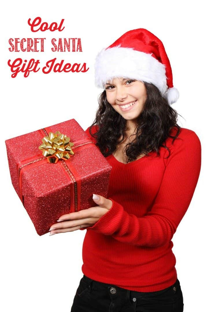 Don't give the same old mug or box of chocolates to your secret Santa recipient! Check out these cool secret Santa gifts that really shine!