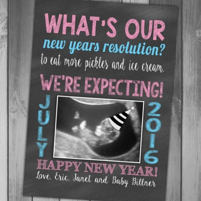 7-sparkly-pregnancy-announcements-to-start-new-years-eve