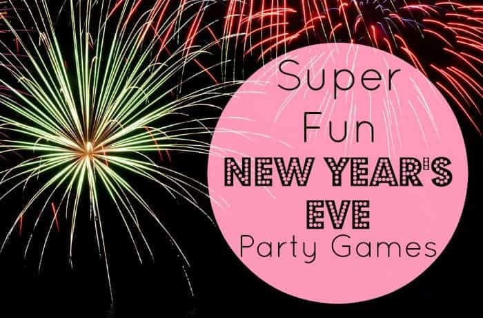 If you are throwing a party on December 31st, you are going to need some super fun New Year's Eve party games! Check these out!