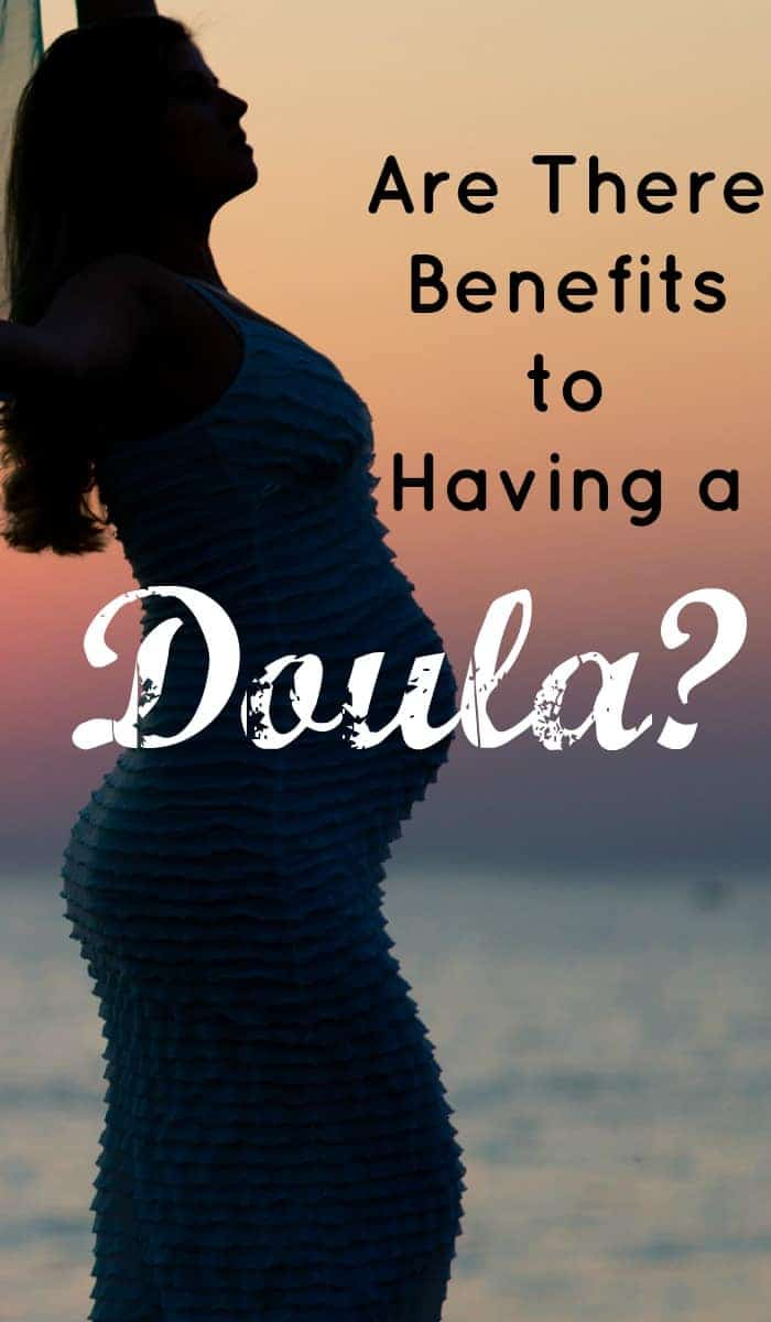 Are there benefits to having a doula? It's like having a great friend who happens to be a professional in birth!