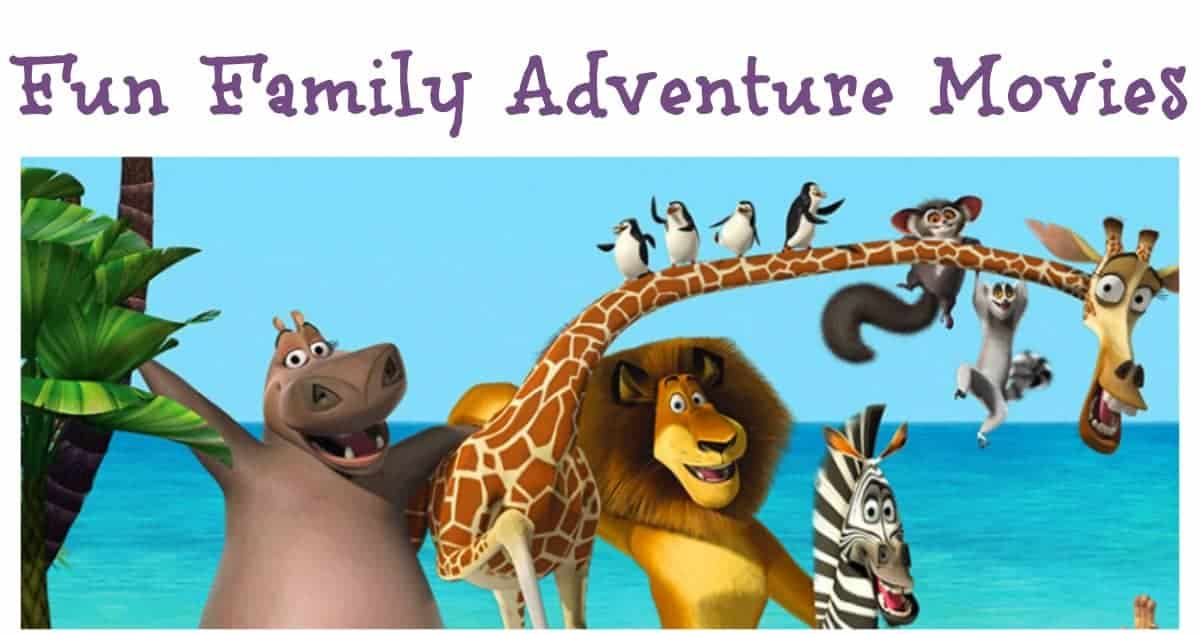 Good family adventure movies are perfect for movie night because they keep everyone engaged with non-stop action. Check out our favorites!