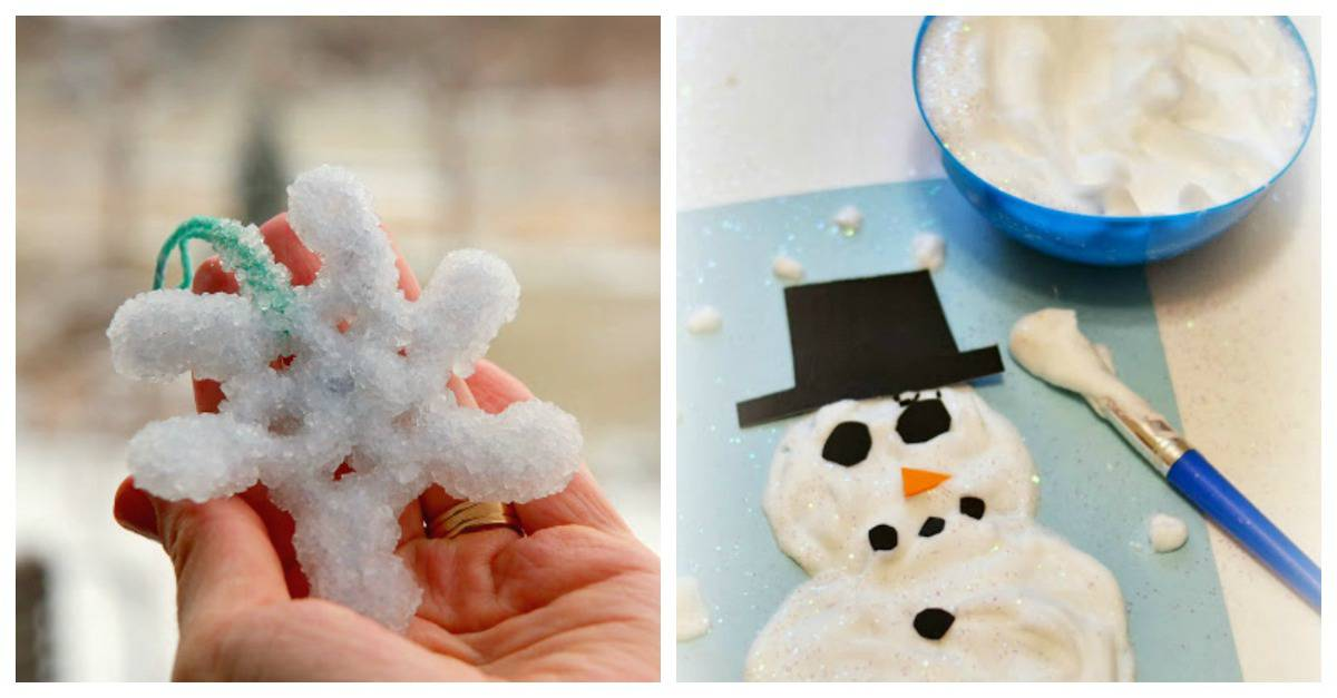 9 Snowy Winter Crafts For Cold Days Our Family World