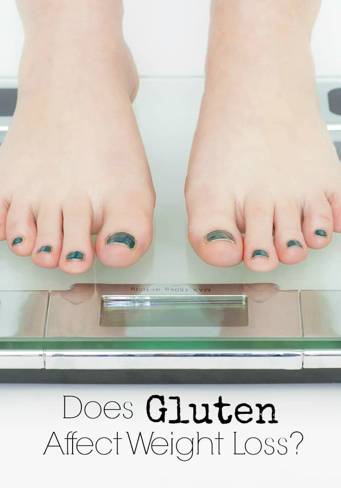 One of our mommy readers posted a very serious question that will benefit all of us; Does gluten affect weight loss? My gut (no pun intended) told me yes.