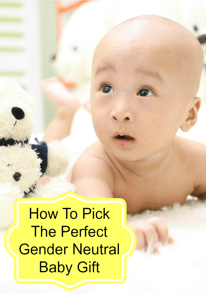 Pick The Perfect Gender Neutral Baby Gifts