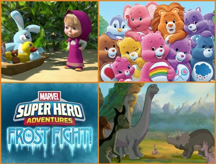 Your going to love all the new releases on Netflix for kids in February 2016! From Care Bears to Pokemon, there's something for all ages! Check it out!