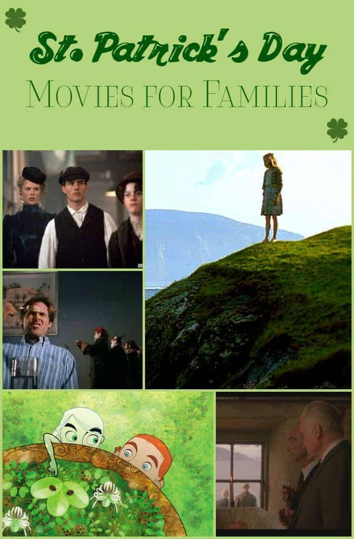 Looking for great St. Patrick's Day family movies? Check out 9 of our favorite films that celebrate the Irish!