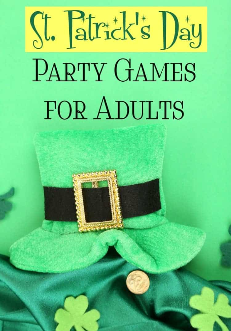 St Patrick 39 S Day Party Games For Adults