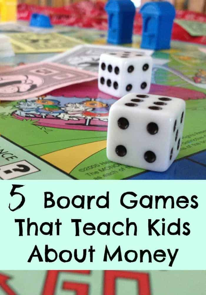 Using board games that teach kids about money is a fun way to build important life skills. See our favourite games to play now!