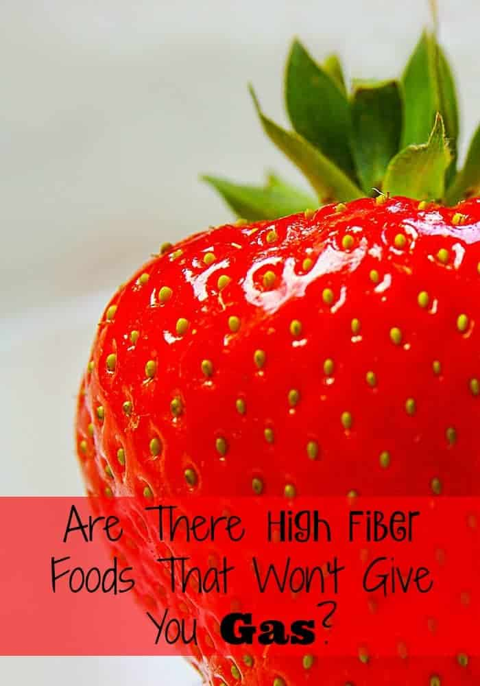 Are there high fiber foods that won't give you gas? There are such foods! Keep reading to figure out if you already eat them.