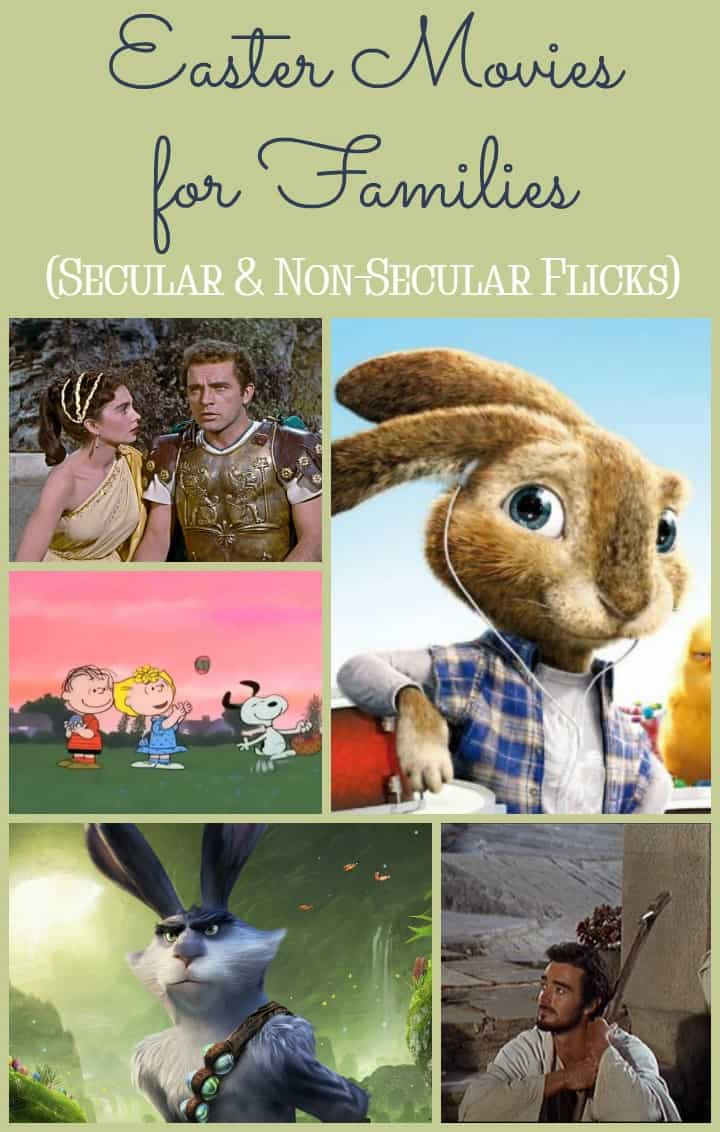 7 family friendly easter movies ourfamilyworld for Family friendly thanksgiving movies