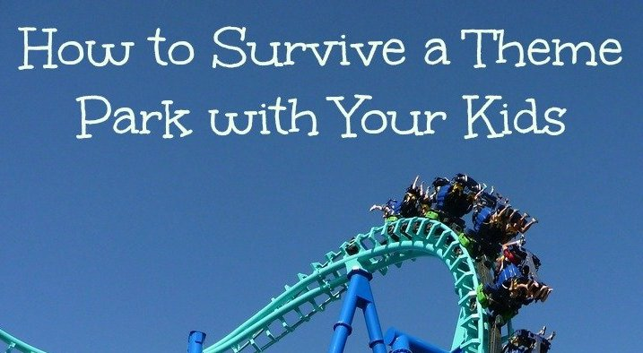 Planning a trip to your favorite kingdom of magic? Read THIS guide to surviving a theme park with children before you go!