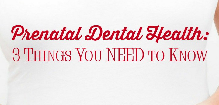 Your oral health plays a major role in your baby's health during pregnancy. Check out three things you need to know about prenatal dental care.