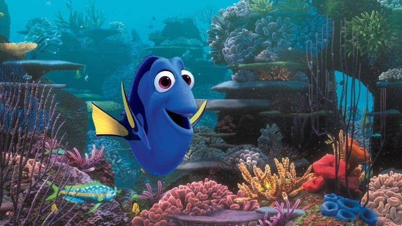 Finding Dory Movie Trivia