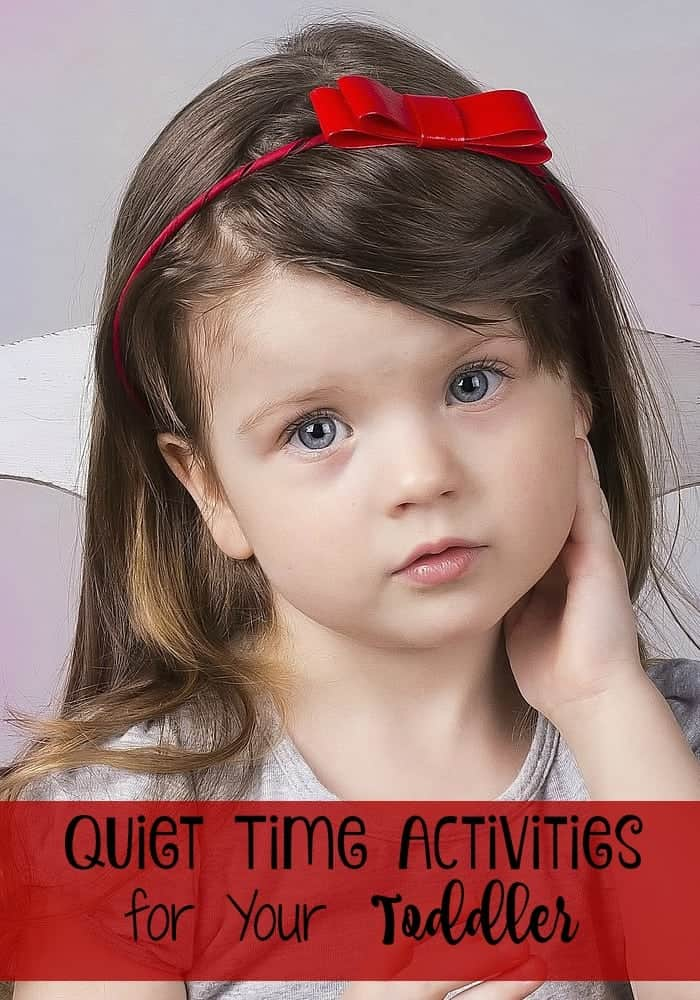 Looking for quiet time activities for toddlers? Check out a few of our favorites that will give you a break while engaging little minds!