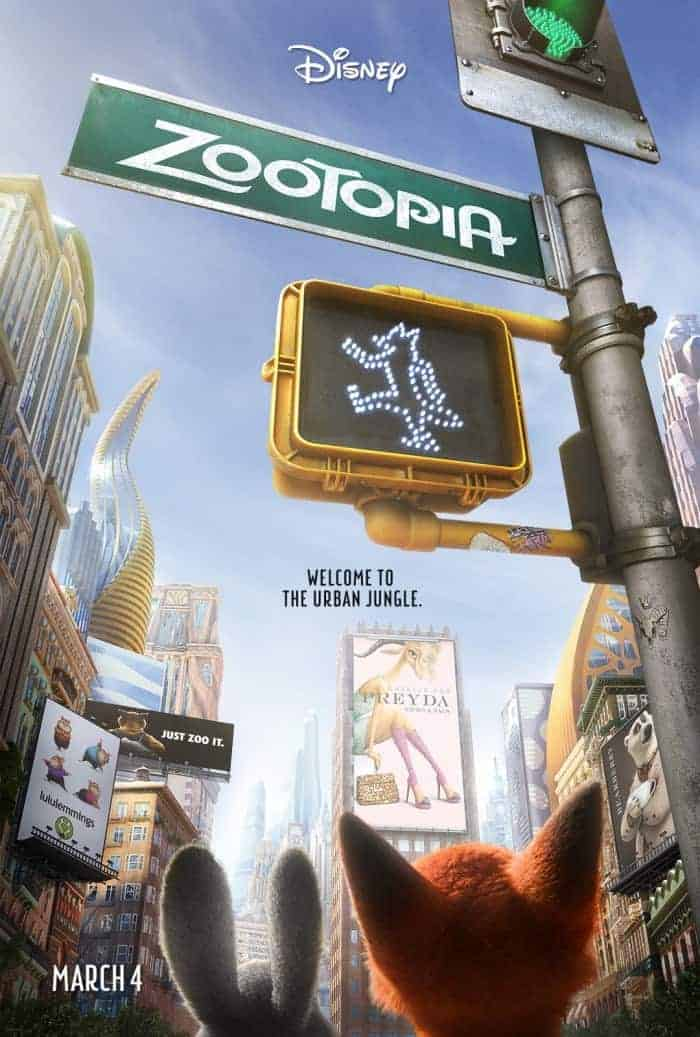 Movies are a great way to teach kids valuable life lessons through entertainment. Check out the things Zootopia can teach kids!
