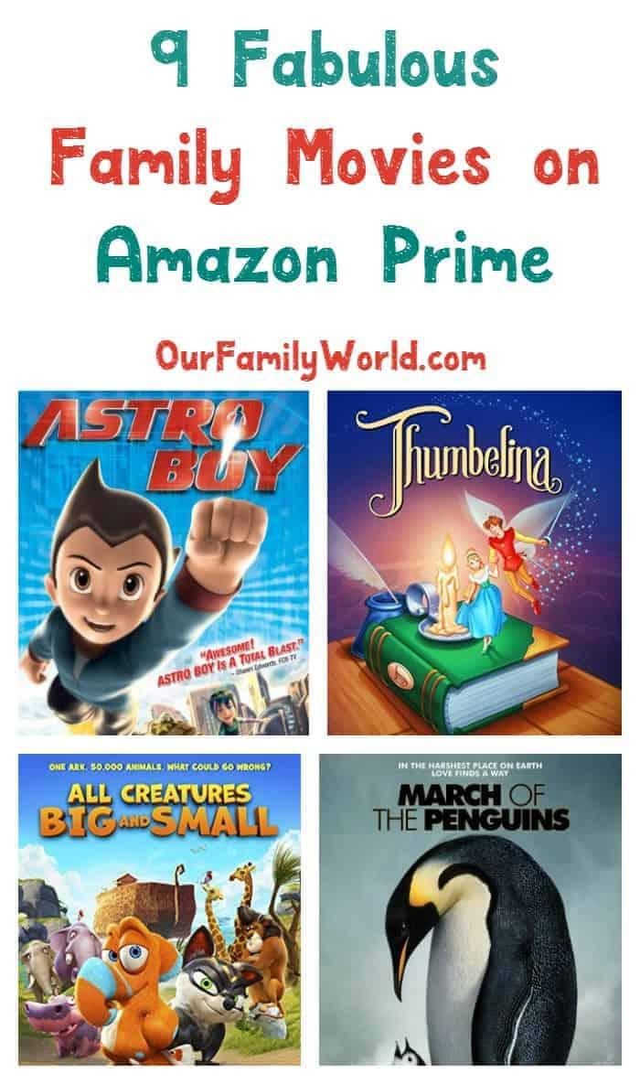 Amazon Prime Familie