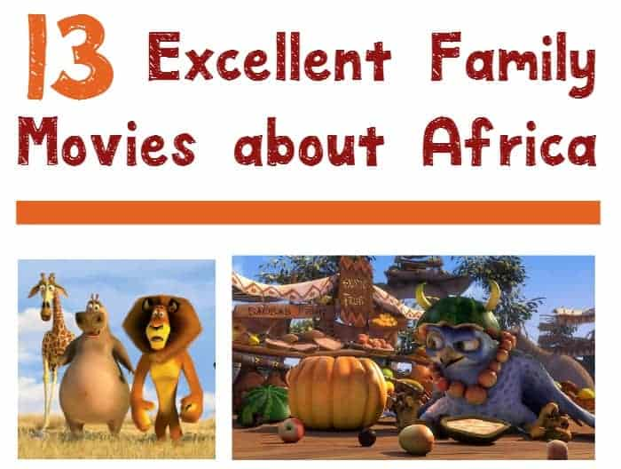 Did the Jungle Book leave your kids with a thirst for more knowledge about Africa? Feel your stream with these good family movies about Africa!