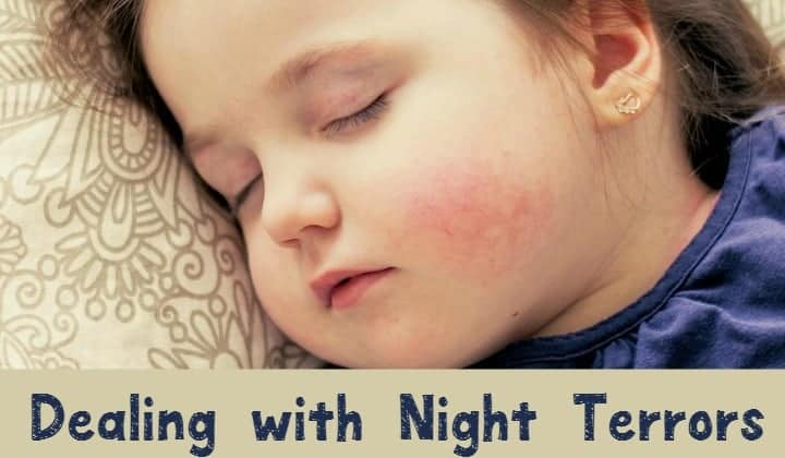 Dealing with night terrors in toddlers is more than about just coping with average nightmares. Check out our parenting tips to see how to deal.