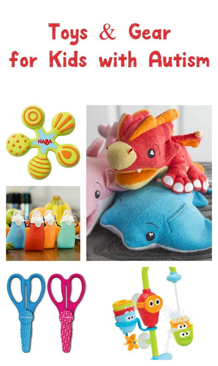 Top Autism Toys : Accessories and toys that help with autism