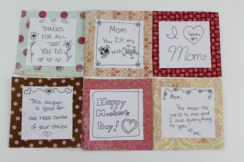 Make mom a beautiful and unique DIY Mother's Day card from the heart using supplies you already have in your house. Check out how to make!