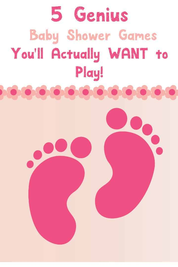 Baby shower games that are actually fun? Yes we have them! No boring shower games here, check them out!