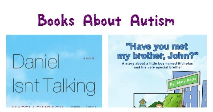 Looking for books about autism for you or your child? We have you covered with three powerful books for each of you! Reading about other kids and parents dealing with the spectrum can help you feel less alone.