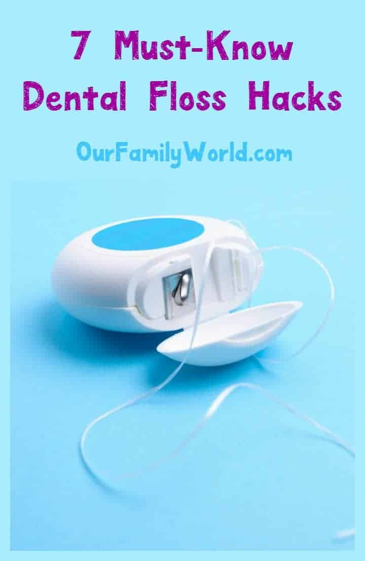 7 Must Know Dental Floss Hacks That Save Time Amp Money