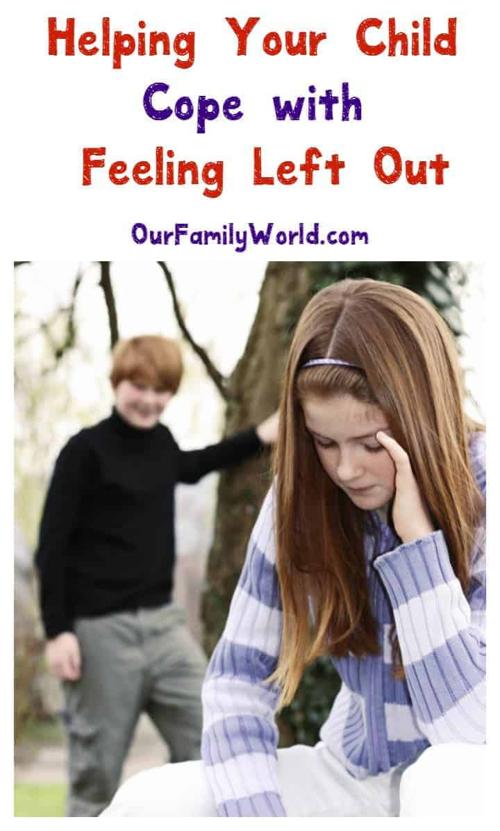 If you are wondering how to handle your child feeling left out, we have some helpful answers for you right here! No one likes to feel left out.