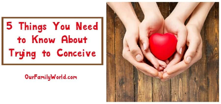 """Trying to conceive. Three words that, for most couples, really aren't that daunting. You try, you conceive. For couples dealing with infertility, however, """"trying to conceive"""" becomes a lifestyle."""