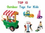 Want your children to spend more time outdoors this summer? Check out these top outdoor toys for kids to inspire creativity and active fun!