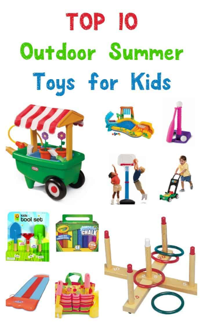 Outdoor Toys For Toddlers And Preschoolers : Amazon s top outdoor toys for kids ourfamilyworld