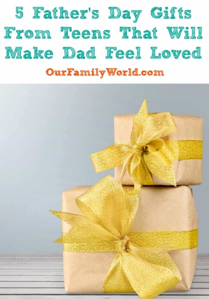 If you need Father's Day gifts from teens, you're in the right place for ideas! It can be tough to find the perfect gift for Dad, and sometimes your fav teen just needs a nudge in the right direction. While you want to show Dad how much you love him, most teens don't' have a huge cash flow. These ideas below are either DIY projects or can be picked up inexpensively, making them excellent Father's Day gifts from teens. Click to check out my ideas.