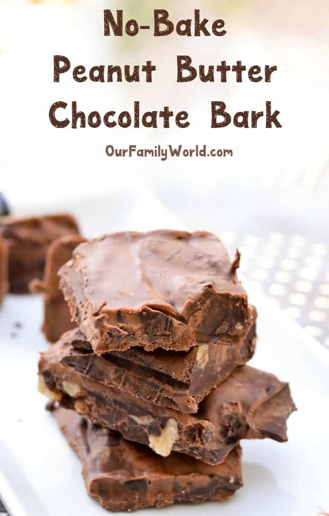 no-bake-peanut-butter-chocolate-bark