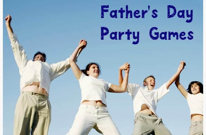 This Father's Day, skip the mad rush at the restaurant and throw your own bash for the special guy in your life. Plan a few fun Father's Day party games, fire up the grill, gather the family and make it a day to remember. You can invite just your family or make it a huge event for all the special dads in the neighborhood. We have some fun games to help kick off the festivities while you're waiting for that awesome BBQ chicken to cook up! Let's check them out!
