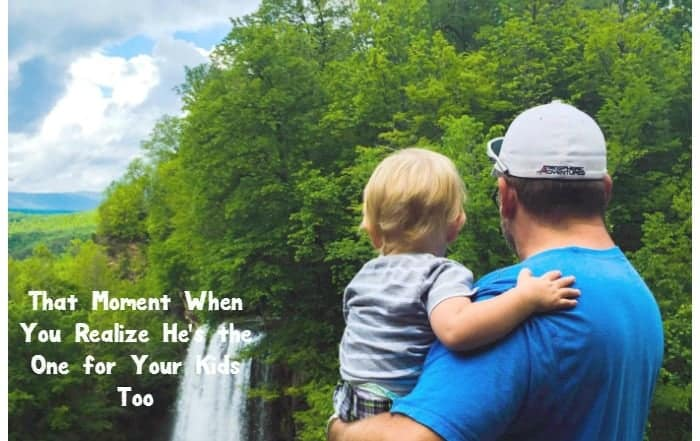 Life changes when you become a dad. But what about when you choose to be a dad? All it takes is that one little moment when you realize he's not just the one for you, he's also the one for your kids.