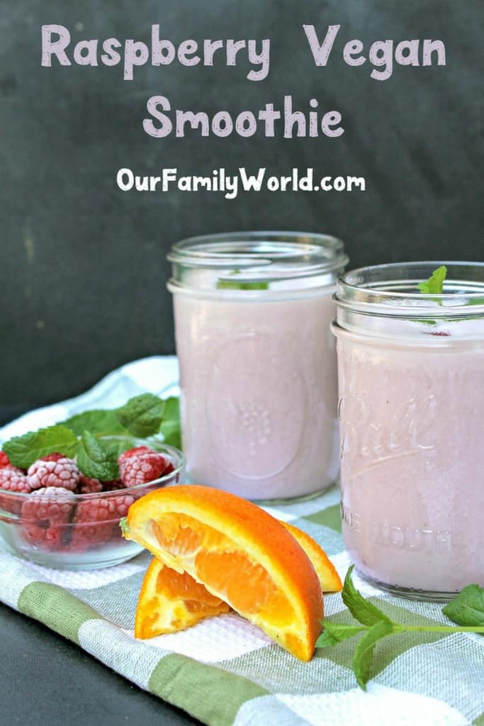 vegan-raspberry-smoothie-pregnancy